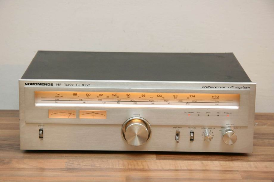 Nordmende Vintage Tuner