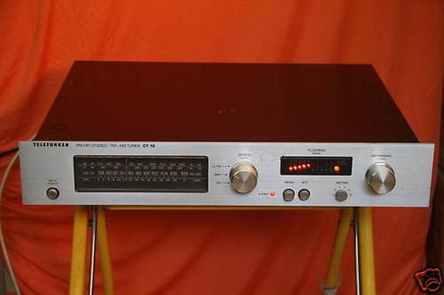 Telefunken Vintage Tuner