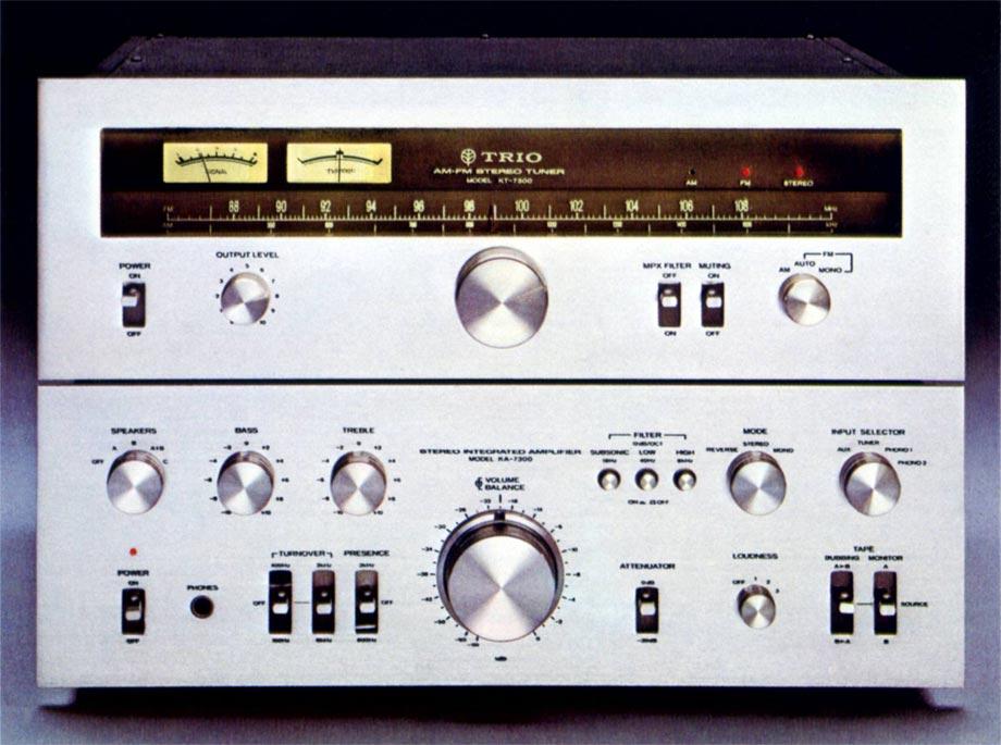 Trio KT 8300